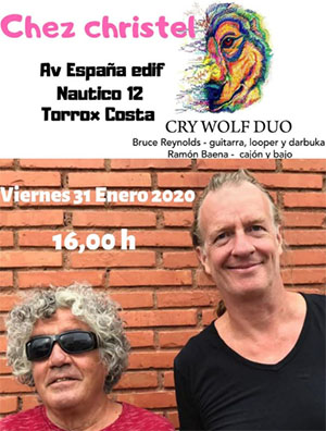 Torrox Chez Christel Cry Wolf Duo