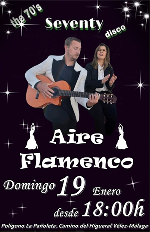 Velez Malaga Seventy Aire Flamenco