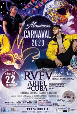 Almunecar Carnaval 2020