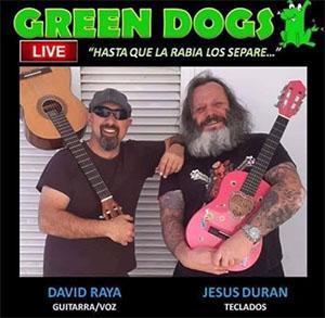 Cantarrijan Moto Rock Bar Green Dogs