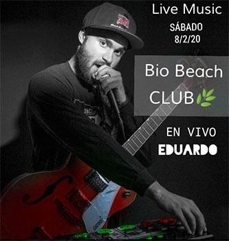 El Morche Bio Beach Club Eduardo