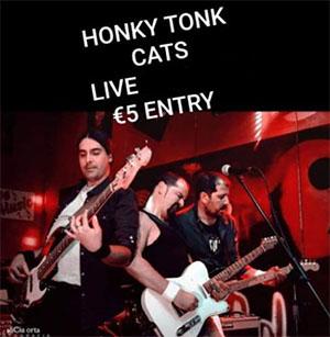 Nerja Fitzgeralds Honky Tonk Cats 20191115