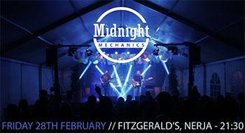 Nerja Fitzgeralds Midnight Mechanics