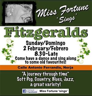 Nerja Fitzgeralds Miss Fortune