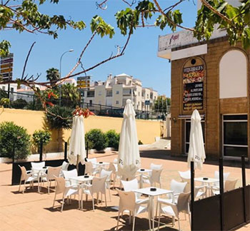 Nerja Fitzgeralds Terrace