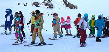 Sierra Nevada Carnavalsafdaling 2020