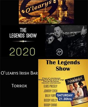 Torrox OLearys Chris James 20200208