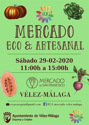 VelezMalaga Eco markt