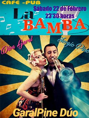 Vinuela La Bamba Garalpine Duo