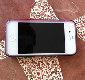 IPhone klein