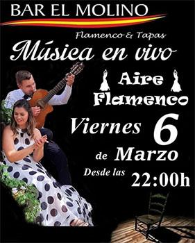 Nerja El Molino Aire Flamenco 202003