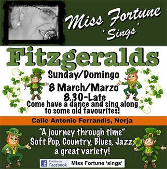 Nerja Fitzgeralds Miss Fortune 20200308