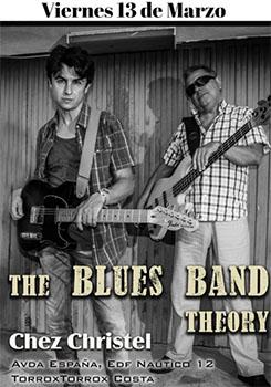 Torrox Chez Christel Blues Band Theory 202003