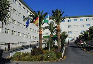 Velez ziekenhuis foto AN