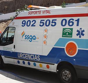 ambulance klein