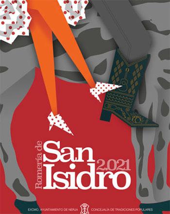 Nerja San Isidro poster 2021